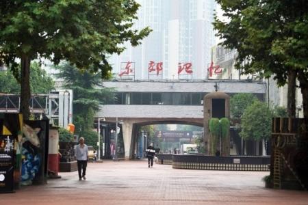 浓浓工业风 成都东郊记忆艺术区别具风味 - 焦点 - 中国网·锦绣天府