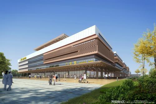 华西天府医院将于2021年建成投用