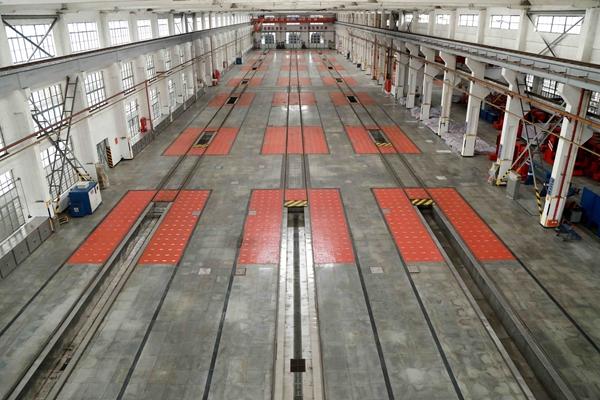西南地区最大普速列车检修基地 本月内全面恢复检修