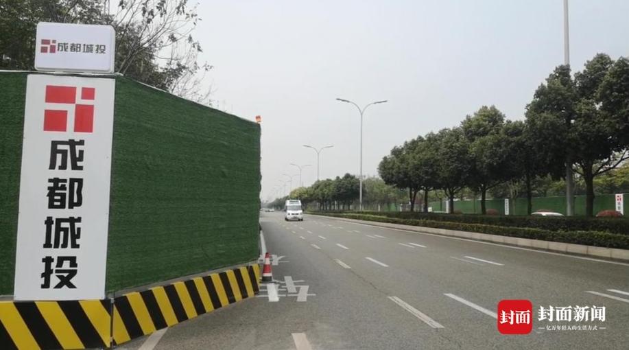 成都羊西线将变身快速路:取消红绿灯 一脚油门上高速