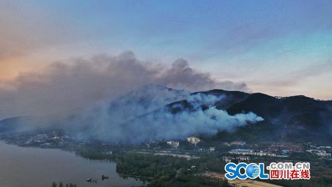 西昌森林火灾24小时