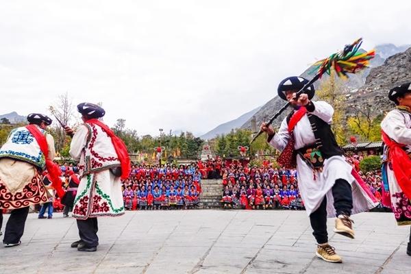 桃坪羌寨景区4月11日起恢复开放,4月可免费耍