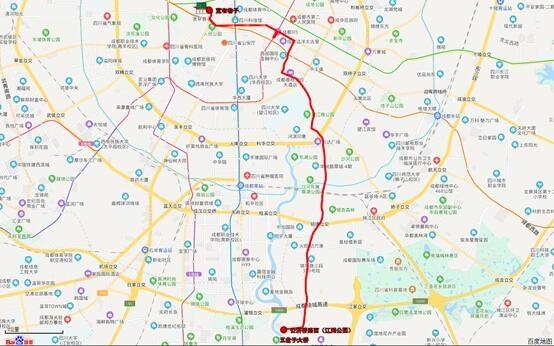 本周末起成都新开3条夜游假日公交线路 带你打卡网红五岔子大桥